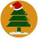 Colorful Christmas Tree icon
